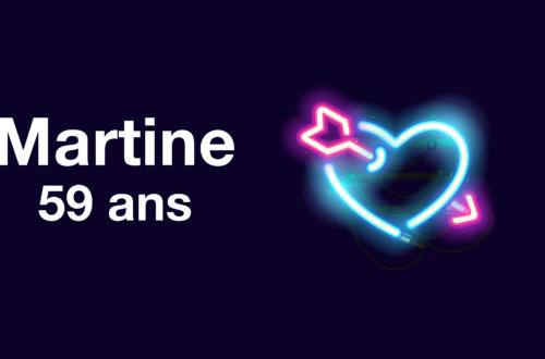 Article : Épisode 3 - Martine voulait rester seule